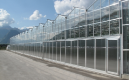 Improving the Efficiency of Greenhouse Crops